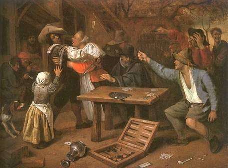Backgammon History