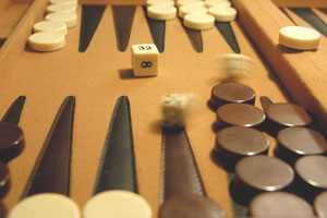 an introduction to the game of backgammon Our approach consists rather in playing online simulated games to learn how to  play correctly in the current position 1 introduction monte-carlo tree search.