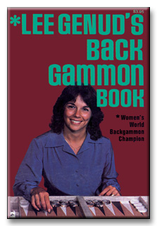 Lee Genud's Backgammon Book