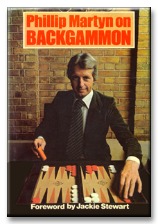 Phillip Martyn on Backgammon