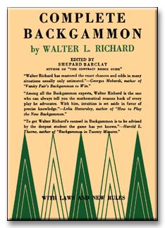 Complete Backgammon
