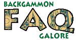 backgammon FAQ